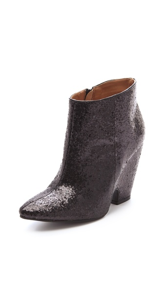 Madison Harding Ricky Glitter Booties