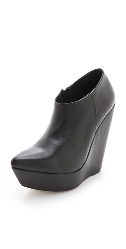 Madison Harding Adrian Wedge Booties at Shopbop / East Dane