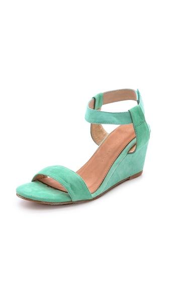 Madison Harding Sogo Low Wedge Sandals
