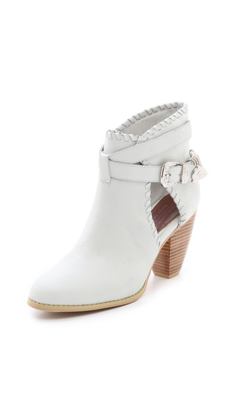 Madison Harding Olivia Cutout Booties