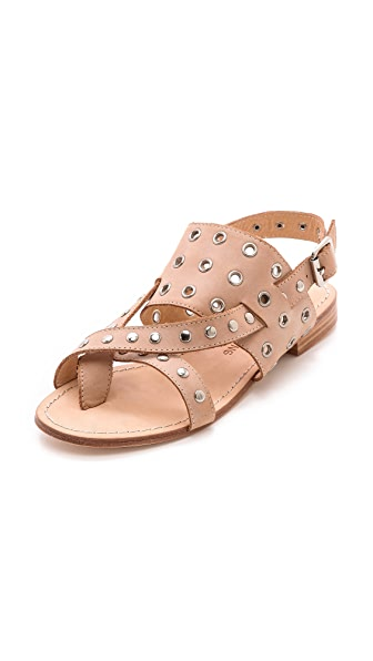 Madison Harding Angelique Studded Sandals