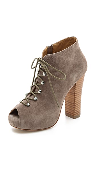 Madison Harding Rex Lace Up Heels