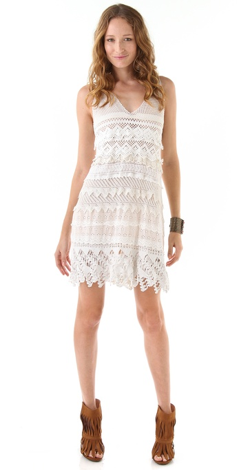 Magda Berliner Victoria Vintage Lace Dress