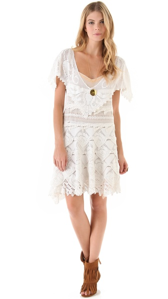 Magda Berliner Vintage Lace Dress