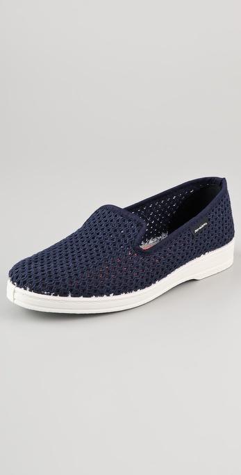 Maians Sulpicio Rejilla Crochet Flats