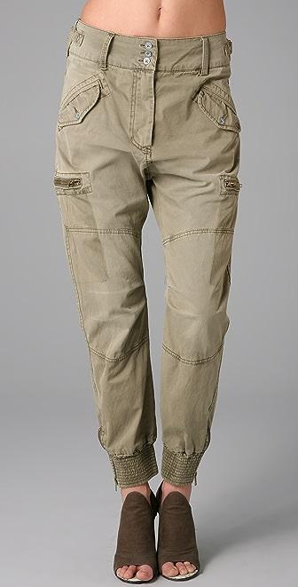 Maison Scotch Baggy Fashion Cargo Pants