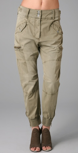 Maison Scotch Baggy Fashion Cargo Pants