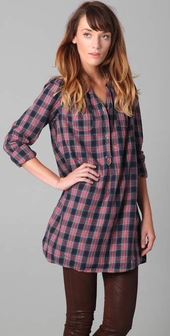 Huge selection of comfortable and stylish flannel shirts for women in traditional and tunic lengths, in a wide range of colors. % double brushed cotton. Free shipping and quality guaranteed.