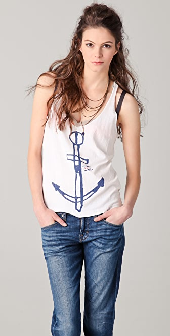 Maison Scotch Anchor Tank