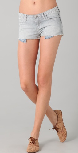 Maison Scotch Striped Summer Shorts