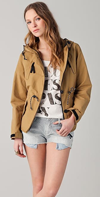 Maison Scotch Hayfield Technical Jacket