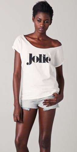 Maison Scotch Jolie Tee