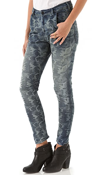 Maison Scotch Mademoiselle Cropped Slim Jeans
