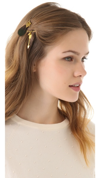 Maison Scotch Charm Hair Clips