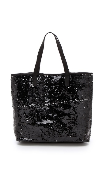 Maison Scotch Shiny Fashion Shopper