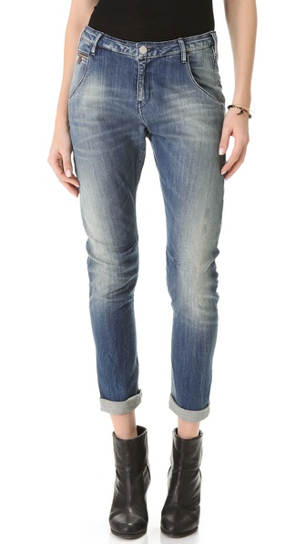 Maison Scotch Slouchy Skinny Jeans