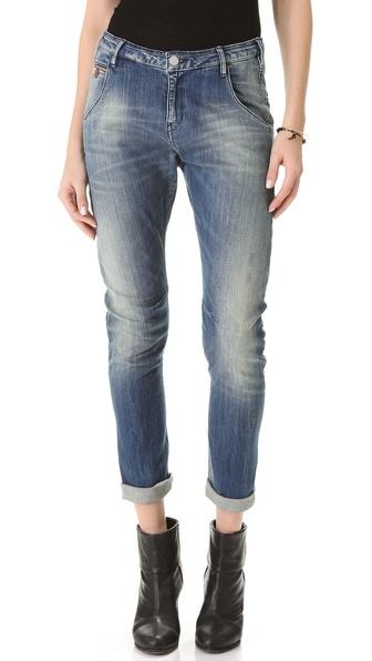 Maison Scotch Slouchy Skinny Jeans