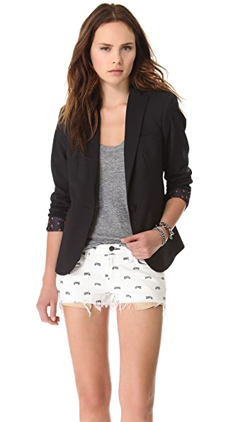 Maison Scotch Basic Fitted Blazer