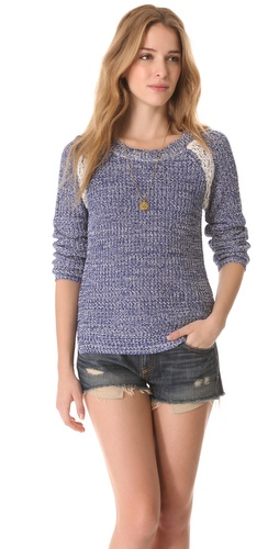 Maison Scotch Colorful Melange Sweater