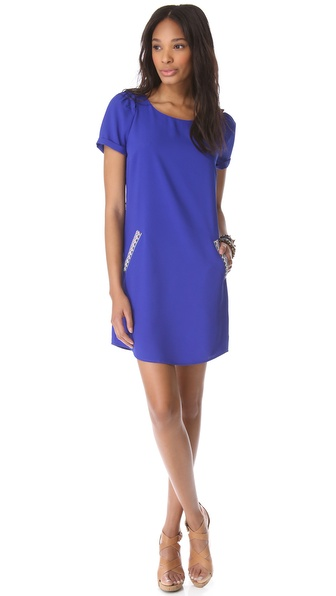 Maison Scotch Short Sleeve Dress