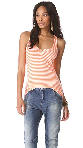 Maison Scotch Basic Tank with Pocket