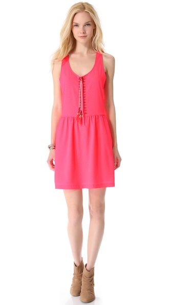 Maison Scotch Sleeveless Summer Dress