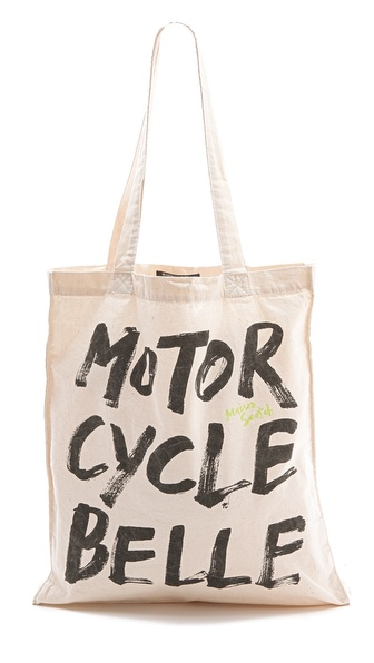 Maison Scotch Motorcycle Shopper