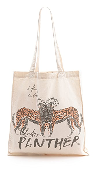 Maison Scotch Panther Shopper