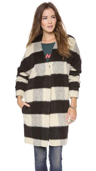 Maison Scotch Wool Jacket