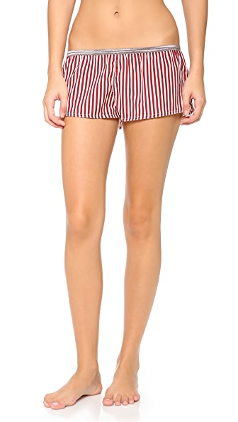 Maison Scotch Silky Boxer Shorts