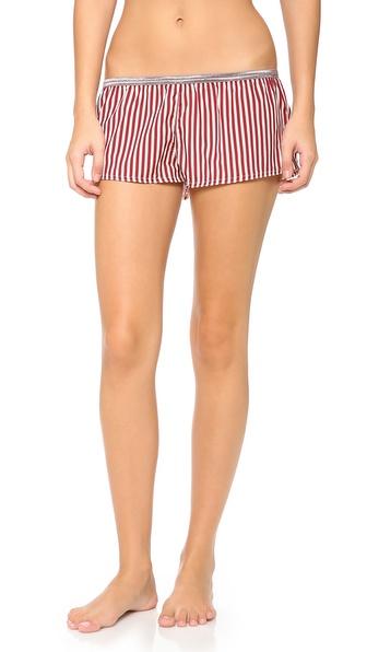 Maison Scotch Silky Boxer Shorts