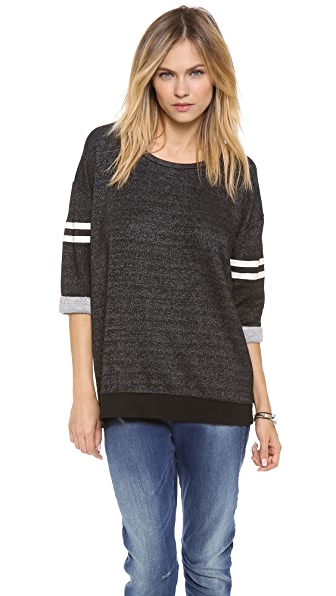 Maison Scotch Rugby Top