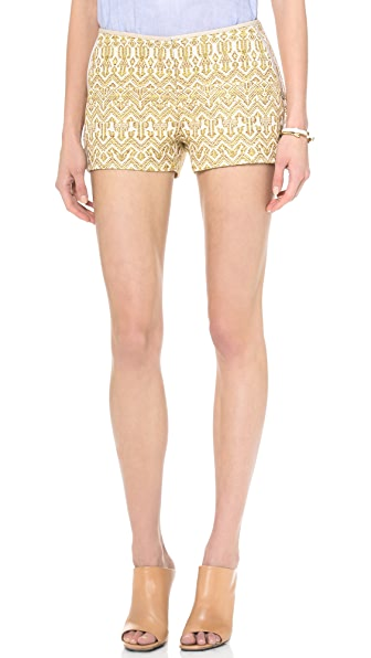 Maison Scotch Jacquard Shorts