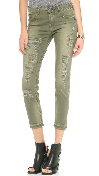 Maison Scotch Petit Ami Fit Jeans