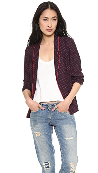 Maison Scotch Drapey Blazer