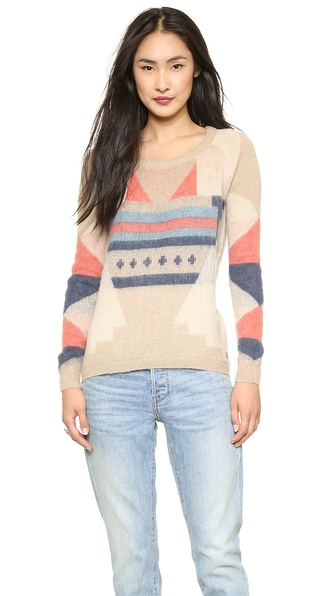 Maison Scotch Multi Knit Sweater
