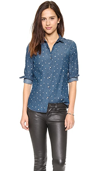 Maison Scotch Iconic Maison Scotch Preppy Shirt