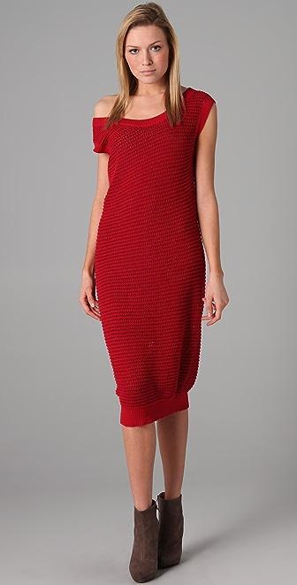 MM6 Sleeveless Knit Dress