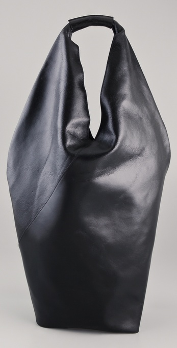 MM6 Maison Martin Margiela Calfskin Shoulder Bag