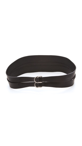 MM6 Maison Martin Margiela Double Belt