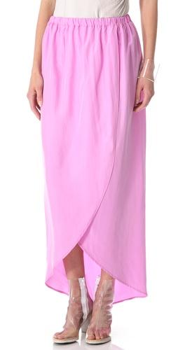 MM6 Maison Martin Margiela Overlap Skirt / Dress