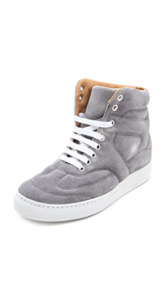 MM6 Maison Martin Margiela High Top Sneakers