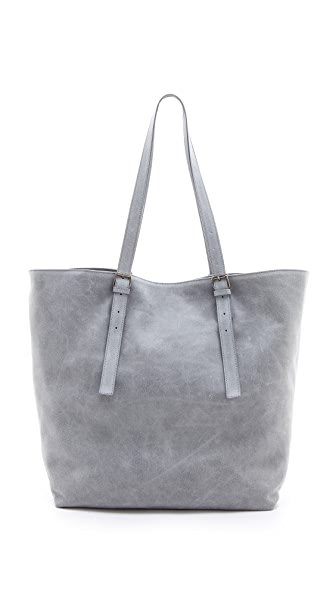 MM6 Large Suede Tote
