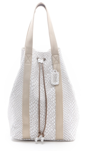 MM6 Maison Martin Margiela Drawstring Convertible Tote