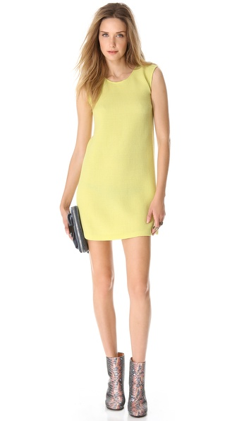 MM6 Maison Martin Margiela Sleeveless Waffle Dress