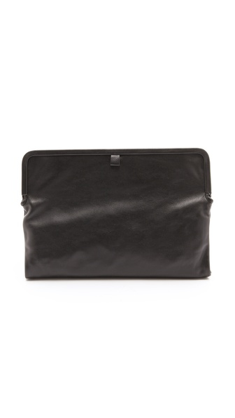 MM6 Maison Martin Margiela Large Clutch