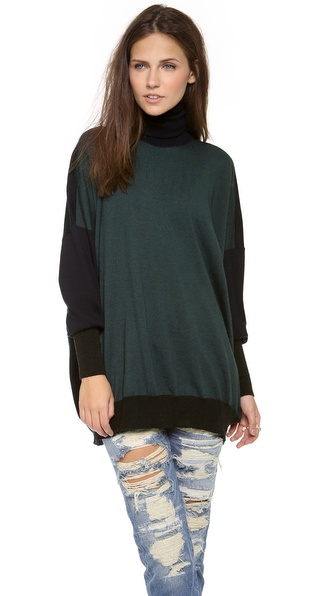 MM6 Maison Martin Margiela Turtleneck Sweater