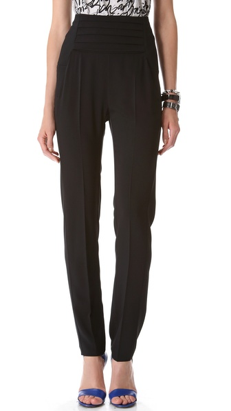 Tuxedo Pants from shopbop.com