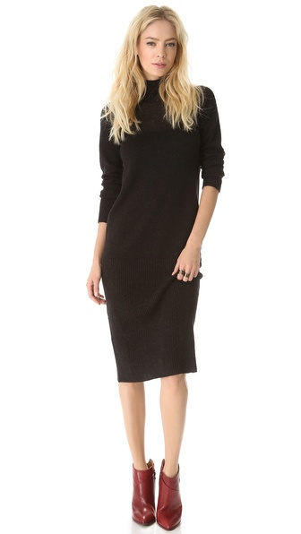 MM6 Maison Martin Margiela Turtleneck Sweater Dress
