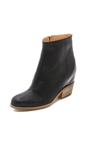 MM6 Maison Martin Margiela Hidden Wedge Booties